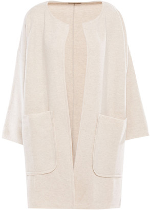 N.Peal Wool And Cashmere-blend Cardigan