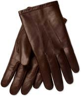 Brown Leather Gloves Size Large By Charles Tyrwhitt