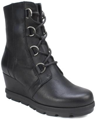 White Mountain Footwear Nellie Wedge Bootie