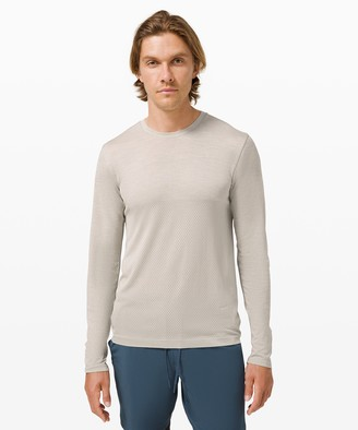 Lululemon Metal Vent Breathe Long Sleeve