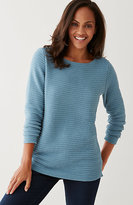 J. Jill Ultrasoft Chenille Sweater
