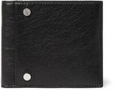 Balenciaga - Arena Grained-leather Billfold Wallet