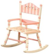 The Well Appointed House Teamson Design Child's Bouquet Rocker for Girls