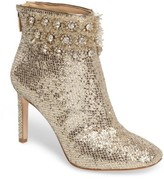 Imagine by Vince Camuto Women's Imagine Vince Camuto Lura Crystal Flower Bootie