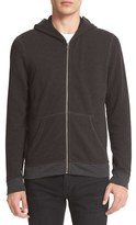 ATM Anthony Thomas Melillo Men's French Terry Full Zip Hoodie