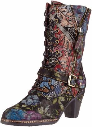 Laura Vita Women's Alizee 118 Ankle Boots