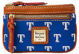 Dooney & Bourke MLB Rangers Small Coin Case