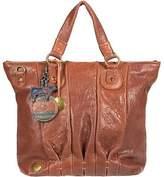 Will Leather Goods Her Top Zip Satchel - Women's