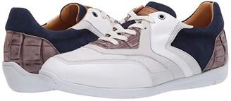 Mezlan Raphaelle (White/Multi) Men's Shoes