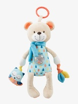 Vertbaudet Plush Activity Teddy Bear