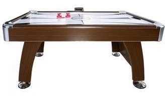 "Brentwood 90"" Two Player Air Hockey Table with Digital Scoreboard Hathaway Games"