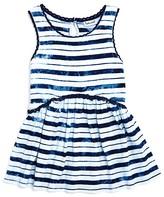 Splendid Girls' Tie Dye Stripe Dress - Little Kid