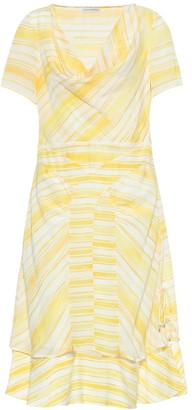 Altuzarra Lucia striped silk dress
