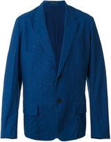 Yohji Yamamoto two button blazer - men - Cotton - 2