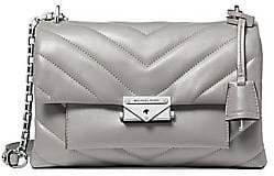 MICHAEL Michael Kors Women's Medium Cece Quilted Leather Shoulder Bag