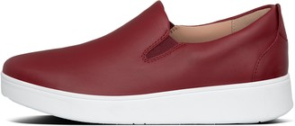 FitFlop Rally Slip-On Sneakers