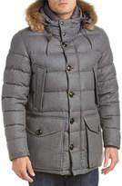 Moncler Rethel Wool Down Jacket