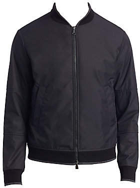 Saks Fifth Avenue Baseball Jacket