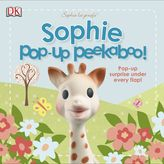 DK Publishing Sophie la girafe®: Pop-Up Peekaboo Sophie! Board Book