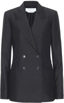 Gabriela Hearst Angela wool and silk blazer