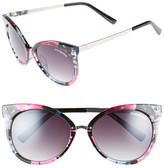 Steve Madden Women&s Cat-Eye Sunglasses