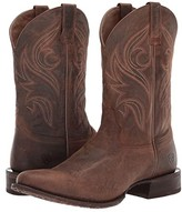 Ariat Circuit Wildhorse (Weathered Russet) Cowboy Boots