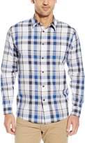 Wrangler Men's Authentics Men's Premium Long Sleeve Woven Shirt