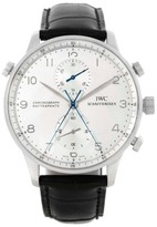 IWC IW3712-05 Portuguese Chrono Rattrapante Platinum Limited 250 Watch