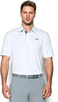 Under Armour Men's UA Leaderboard Polo 3XL White