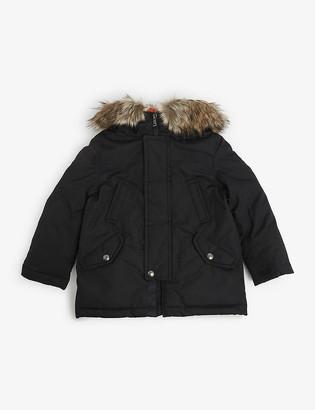 Ralph Lauren Water-repellent down-filled hooded jacket 2-7 years