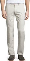 Faherty Chino Straight-Leg Beach Pants, Beige