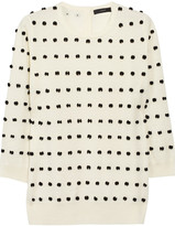J.Crew Gene bobbled wool sweater