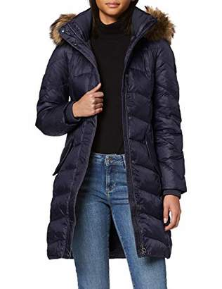 S'Oliver Women's 05.910.52.7662 Coat, (Night Blue 5996), 10 (Size: )