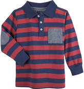 Andy & Evan Boys' Stripe Polo