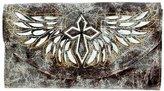 Nocona Western Wallet Womens Marbled Cross Wings N75218