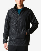 adidas Men's Printed Pullover Coaches Jacket