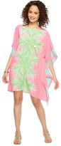 Lilly Pulitzer Julie Silk Caftan Women's Clothing