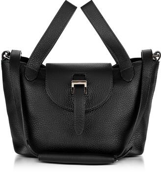 Meli-Melo Black Thela Mini Cross Body Bag