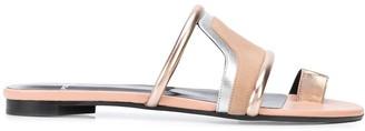 Pierre Hardy Wave open-toe sandals