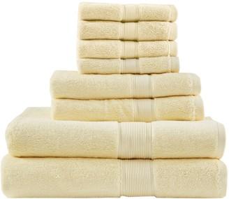 Madison Home USA Signature Cotton 8-piece Bath Towel Set