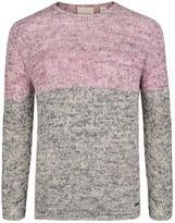 DKNY Block Knit