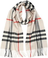 Burberry Heritage Stone Check Scarf 3954673