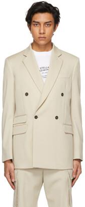Stella McCartney Beige Shared Tailored Holden Blazer