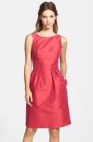 Alfred Sung Women's Boatneck Sheath Dress