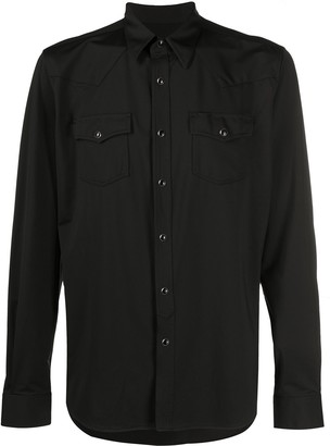 Hydrogen Two-Pocket Buttoned Shirt