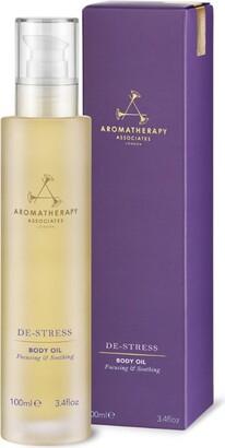 Aromatherapy Associates De-Stress Body Oil (100Ml)