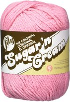 Lily Sugar 'N Cream Yarn, 2.5 Ounce