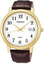 Seiko SUR114P1 men's quartz wristwatch