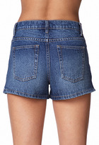 Forever 21 High-Waisted Button Fly Shorts