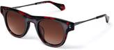 Vivienne Westwood Wayfarer Sunglasses Red Tortoiseshell VW940S03